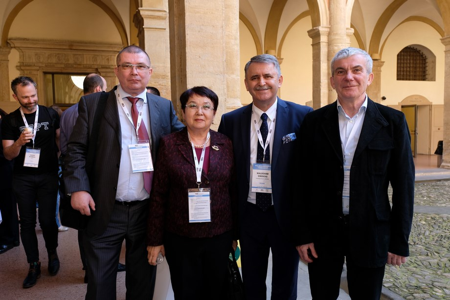 IREG 2019 Conference in Bologna, Italy (3)