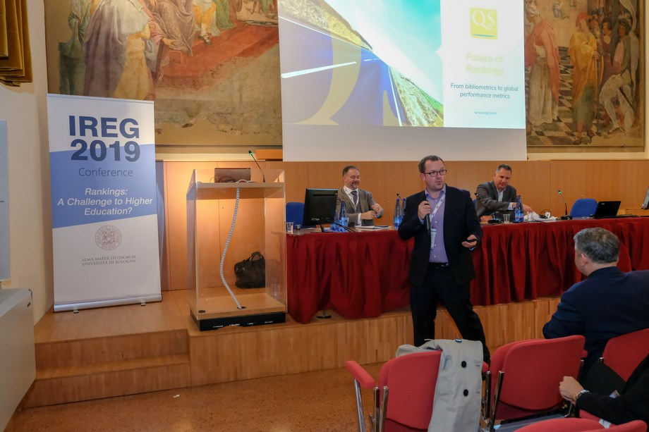 IREG 2019 Conference in Bologna, Italy (8)
