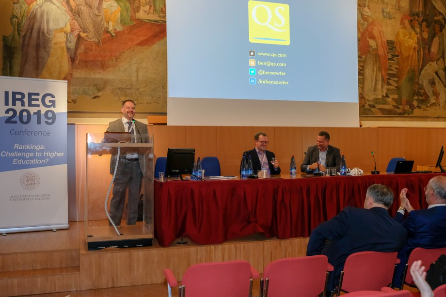IREG 2019 Conference in Bologna, Italy (9)
