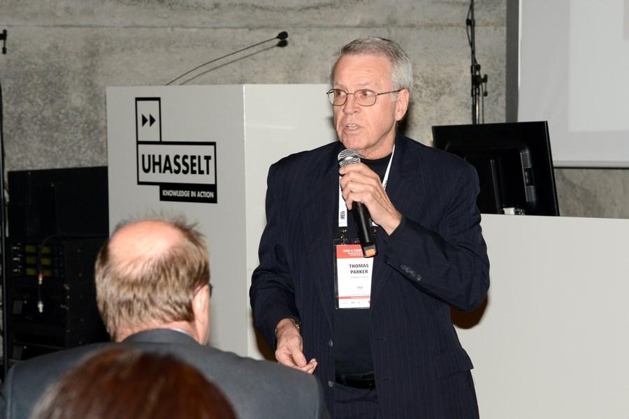 IREG-9 Conference, 23-25 May 2018, Belgium, Hasselt (1)