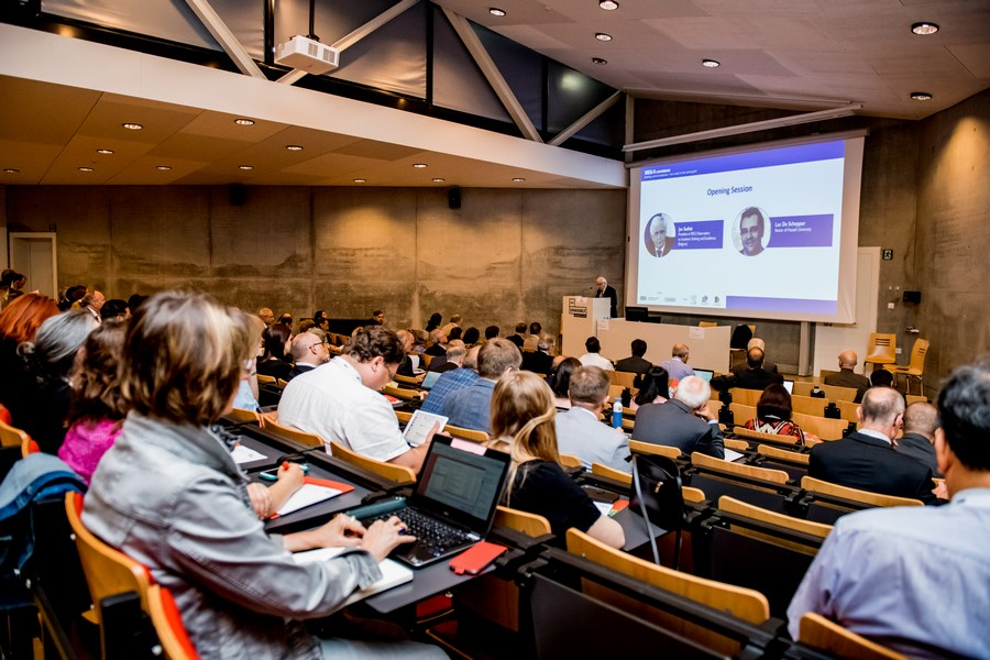 IREG-9 Conference, 23-25 May 2018, Belgium, Hasselt (15)