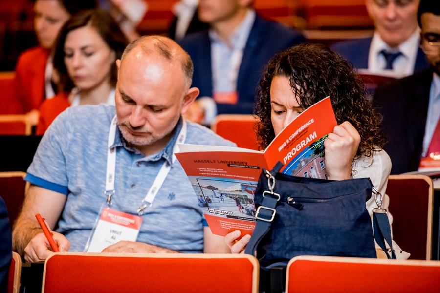 IREG-9 Conference, 23-25 May 2018, Belgium, Hasselt (16)