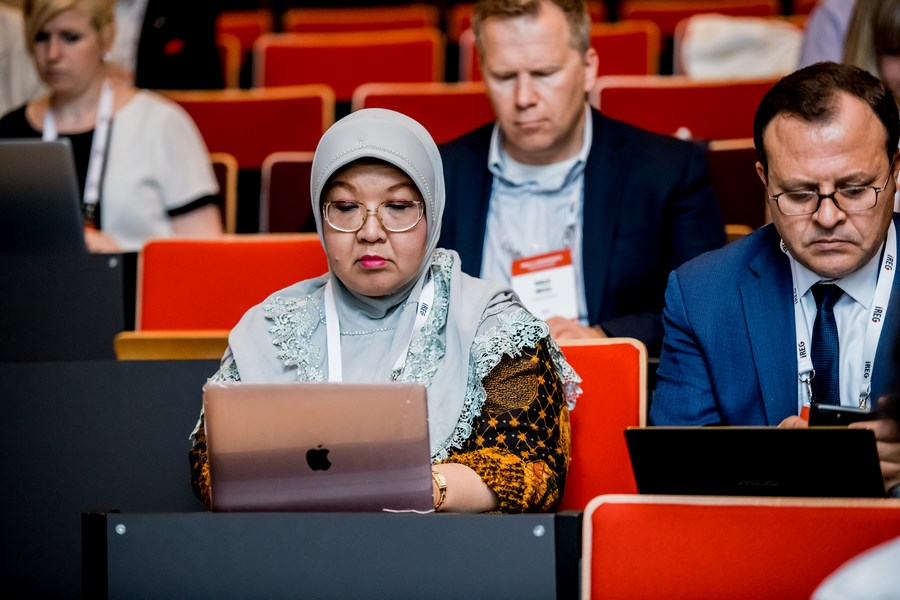 IREG-9 Conference, 23-25 May 2018, Belgium, Hasselt (30)