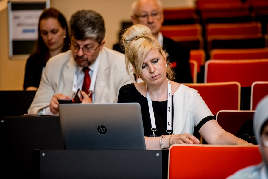 IREG-9 Conference, 23-25 May 2018, Belgium, Hasselt (32)
