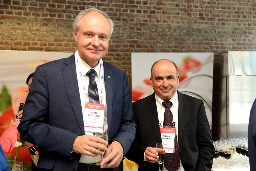 IREG-9 Conference, 23-25 May 2018, Belgium, Hasselt (5)