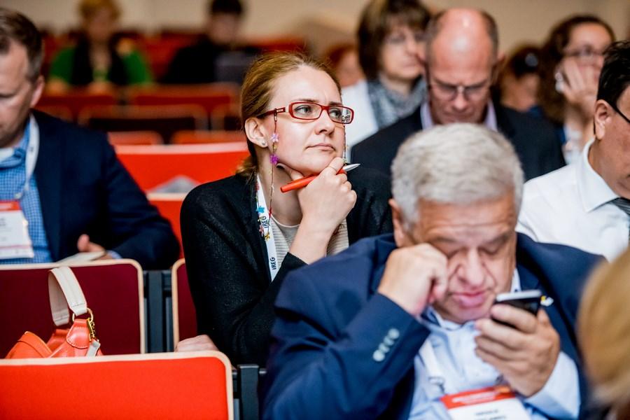 IREG-9 Conference, 23-25 May 2018, Belgium, Hasselt (55)