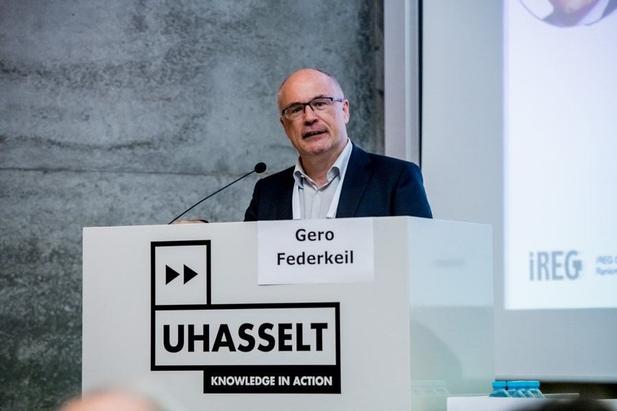 IREG-9 Conference, 23-25 May 2018, Belgium, Hasselt (60)