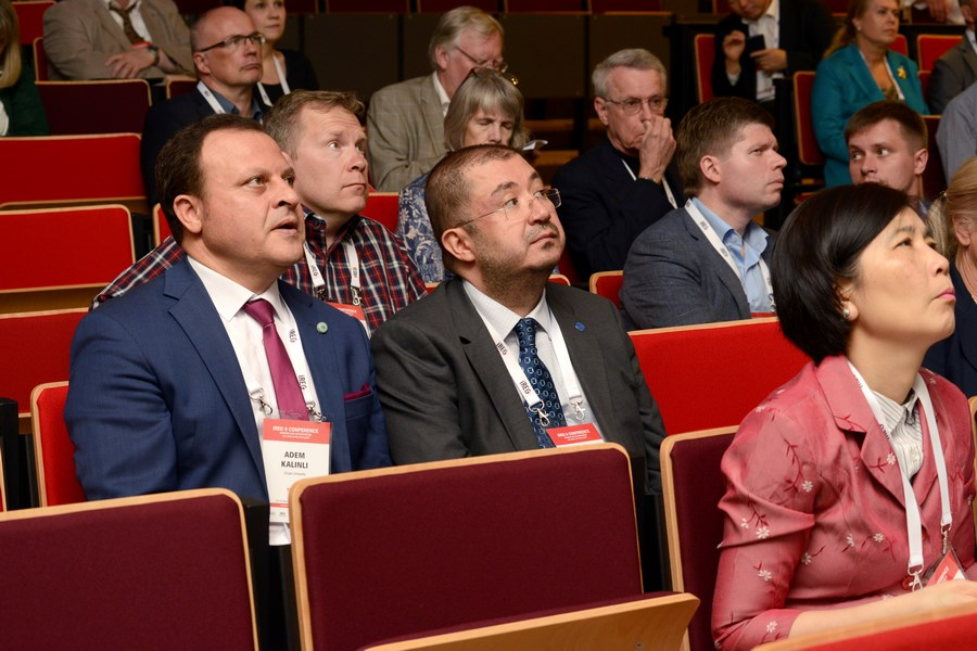 IREG-9 Conference, 23-25 May 2018, Belgium, Hasselt (74)